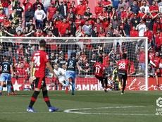 Lago Junior marcó el último penalti. LaLiga