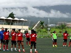 Guinea Ecuatorial, expulsada de la Copa Mundial Femenina. FeGuiFut