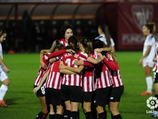 El Athletic ganó 2-0 al Madrid CFF. LaLiga