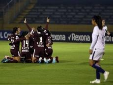 Ferroviaria, a la final. LibertadoresFEM