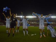 Argentina, al Mundial. Argentina
