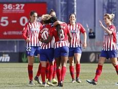 El Real Madrid Femenino quiere ser el mejor del mundo. Twitter/AtletiFemenino