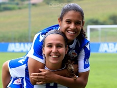 Ambas seguirán jugando en el Alavés Femenino. RCDeportivo