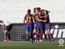 El FC Barcelona Femenino es el tercer mejor club de Europa para la UEFA. LaLiga