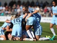 El Manchester City femenino se proclama campeón de Liga. ManCity
