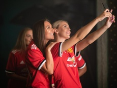 Manchester United Women are a completely new squad. ManUtd