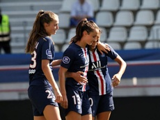 La FFF lo anunció en un comunicado. Twitter/PSG_Femenines
