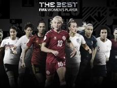 Conheça as finalistas do 'The Best' 2020 a melhor jogadora, goleira e treinadora. FIFA