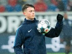 Deux clubs espagnols ciblent une pépite de Bundesliga. Twitter/HerthaBSC_es