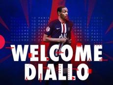 PSG contrata Abdou Diallo. PSG