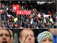 Rivals Leeds and United could face off again next summer. AFP/MONTAGE