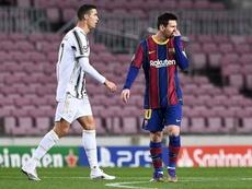 Quem tem mais dobletes: Messi ou CR7? EFE