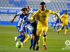 Juan Ibiza sacó un punto para el Sabadell. LaLiga