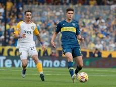Balerdi devrait rejoindre Dortmund. Twitter/LeoBalerdi