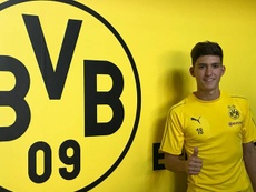 Balerdi will sign for Marseille. BVB