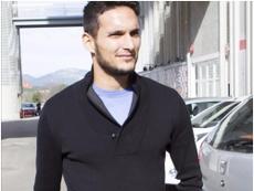 El lateral franco-argelino recalará en la Ligue 2. EFE/Archivo