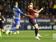 Lillo firma con Osasuna hasta 2020. LaLiga