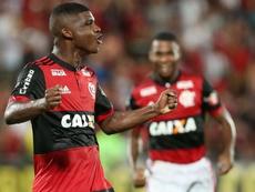 Le Real Madrid suit une nouvelle perle brésilienne. Twitter/Flamengo_es