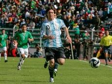 Messi estuvo allí. EFE