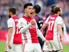 El Ajax se gusta a base de goles. AFCAjax