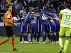 El fútbol belga pide prudencia a miles de hinchas que vuelven a las gradas. Twitter/rscanderlecht