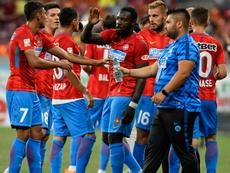 El FCSB sigue en la diana del Steaua. FCSB