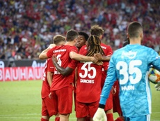 Los jugadores tendrán que estar unidos. Twitter/FCBayern