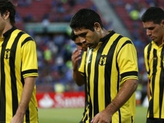 Guaraní venció por 4-3 a Sol de América. EFE/Archivo