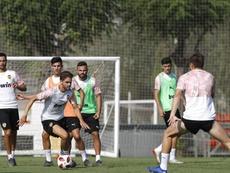 Primer día del curso 2019-20 del Mestalla. ValenciaCF
