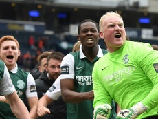 El Hibernian se ha proclamado campeón de la Copa de Escocia. HibernianFC