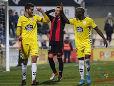 Cristian Herrera podría volver a Las Palmas. LaLiga