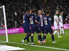 Icardi, Neymar et Mbappé douchent les Verts. GOAL
