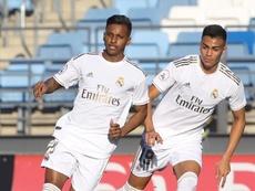 Críticas ao Real Madrid pelo alto investimento no Castilla. EFE
