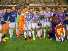 El Ciudad de Valladolid 2019 se disputará el próximo 14 de noviembre. RealValladolid/Archivo