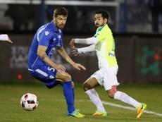 El AEK Larnaca cuenta con once jugadores españoles. AEK