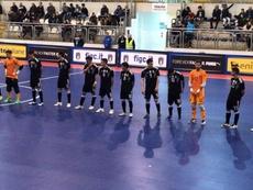 Argentina pasa por encima de Bosnia en Pescara. Twitter/Argentina
