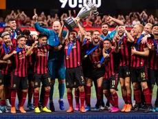 Atlanta United conquistó la Copa USA. AtlantaUnited