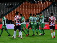 Nacional selló su pase a las semifinales de la Copa. AtleticoNacional