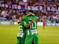 Atlético Nacional se ha llevado con autoridad el 'clásico'. Twitter/nacionaloficial