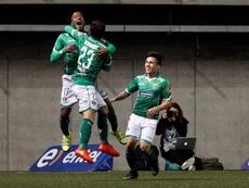 Audax Italiano no podía comenzar de mejor manera el Clausura Chilena. PrensaFútbol