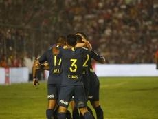 Boca ya sólo piensa en la Copa Libertadores. BocaJuniors