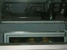 Fait improbable dans un hôtel en Argentine. Captura/TNTSports