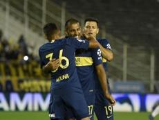 Boca ganó por la mínima a Aldosivi. Boca