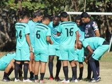 Jugadores de Chalatenango pedirán ayuda la ciudad. ADChalatenango