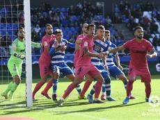 Málaga y Deportivo se han visto afectados. LaLiga