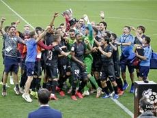 La SD Huesca y el Sabadell se medirán en La Garrotxa. LaLiga