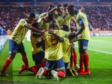 La solidez de Colombia puede con la anfitriona. Twitter/SeleccionCol