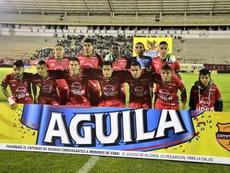 Empate a dos entre en el único encuentro de la jornada en Colombia. PatriotasvoySA
