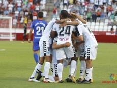 Araujo dio la primera victoria de la temporada al Albacete. LaLiga