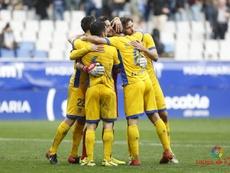 Cuatro jugadores de la plantilla del Alcorcón no seguirán en el club. LaLiga/Archivo